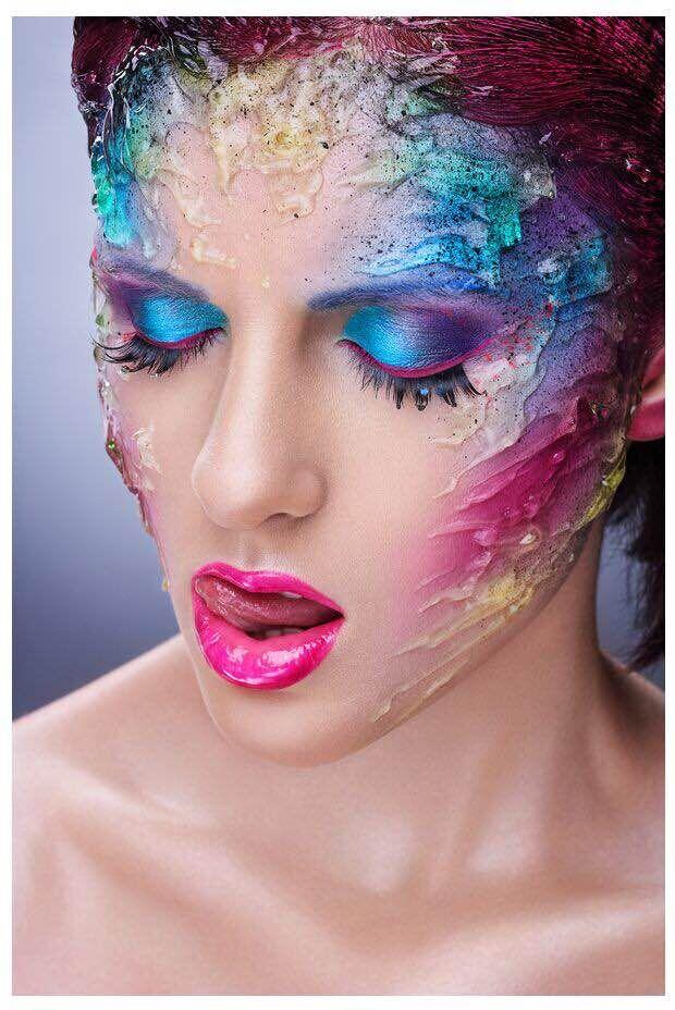 时尚彩妆造型班